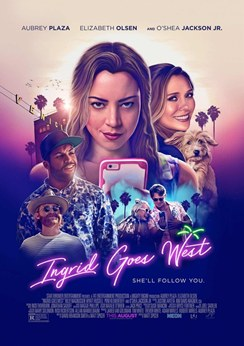 英格丽向西行 Ingrid Goes West(2017)